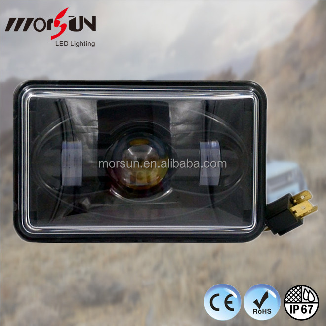 Hot sale 5 inch square LED Headlight 20W 40W Off road Led Headligt 4x4 auto parts