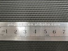 10mm to 25mm thickness cloth insertion hammer top horse rubber mat