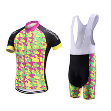 Wholesale sublimation cycling jersey custom fashion breathable cycling jerseys