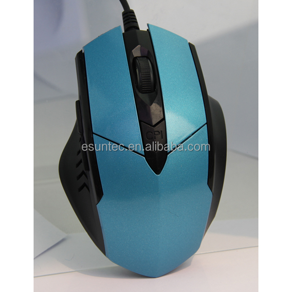 Nice 6D Wired Optical Gaming Mouse GM-015