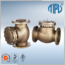 Brass Weighted PN16 Swing Check valve