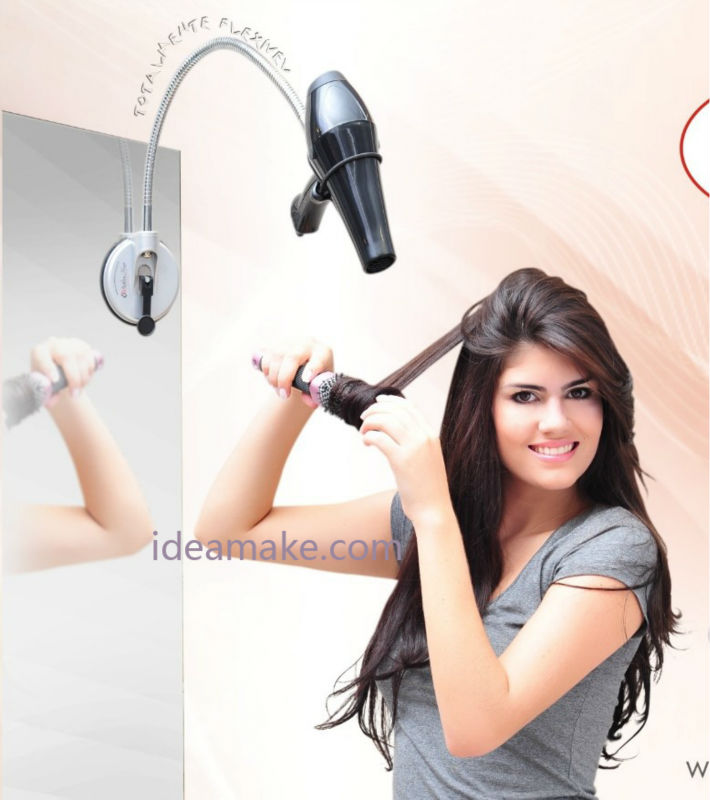 Hair Drier Holder for Pets hands free stands for hair blow 2015 new product