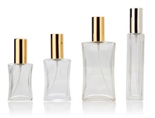 30ml 50ml 100ml glass clear perfume bottle manufacturer made in Shenzhen China