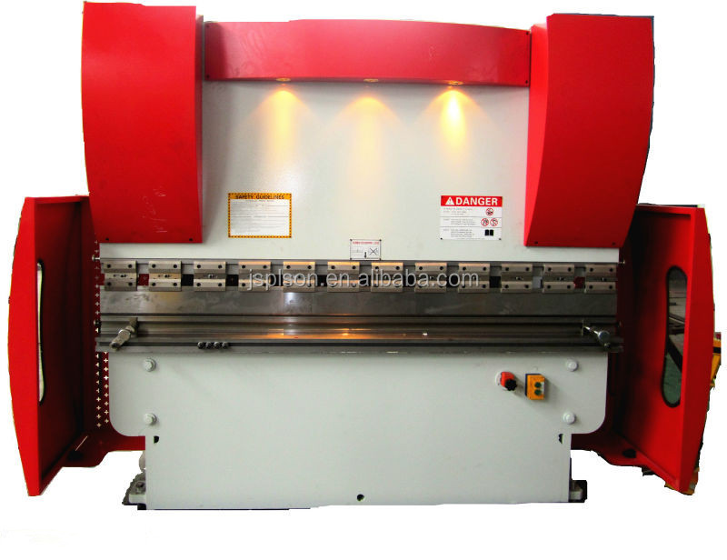 40T/2500 hydraudic cnc press brake for metalworking industry