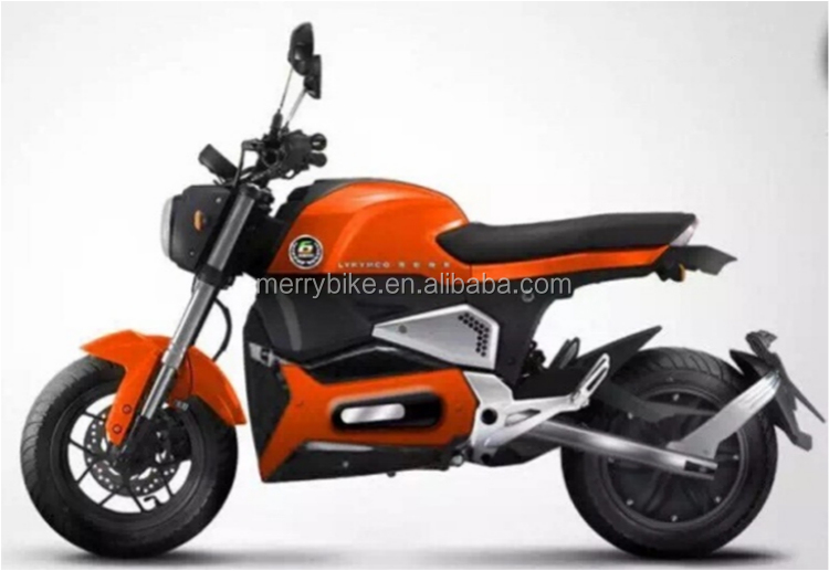 72V 2000W Electric Mobility Scooter/ Electric Motorbike for Sale