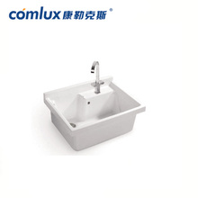 New Arrivals 2017 Rectangular Ceramic Mop Tub For Bathroom washing
