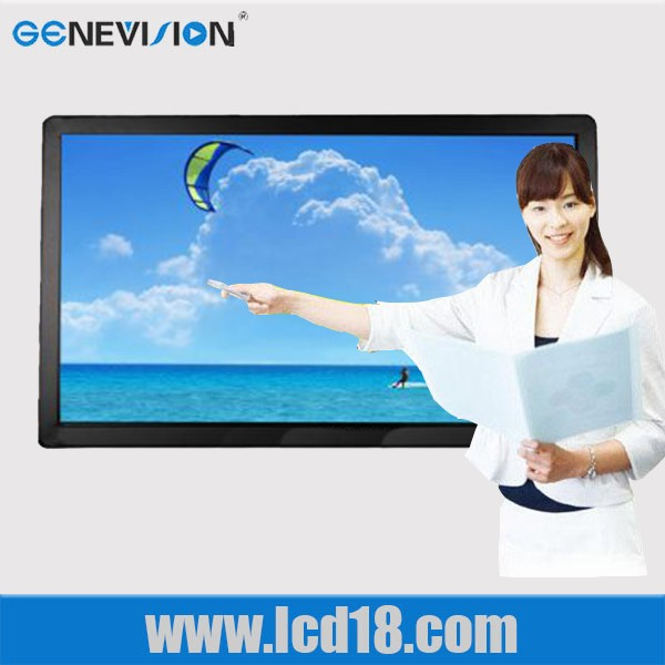 32 Inch USB Powered School Application Touch Screen Monitor