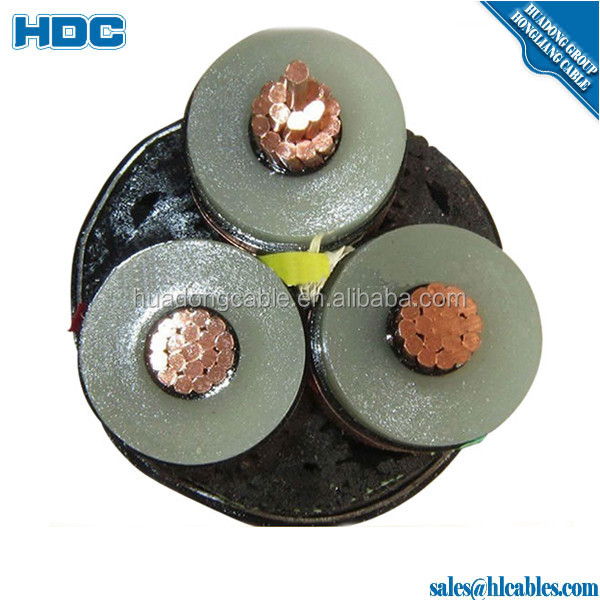 35mm2 50mm2 70mm2 95mm2 buried type high voltage electrical cable