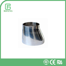 Eccentric Reducer Sanitary Stainless Steel Pipe Fitting