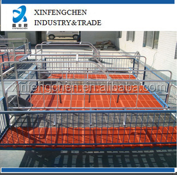 high quality farm equipment pig nursery pen