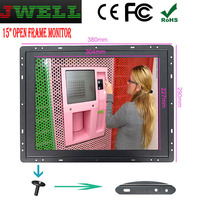 15 inch open frame explosion proof monitor