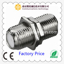 UHF male to F male adapter rf connector