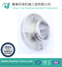 precision machining quality steel pipe ansi standard flange drawing