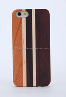 new iphone wood clear phone cases, wood grain covers for iphone 6