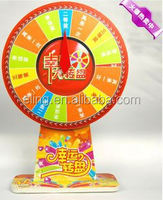 Wheel of Fortune\Lucky Turntable( for lottery\promotion activities)large cessna 182