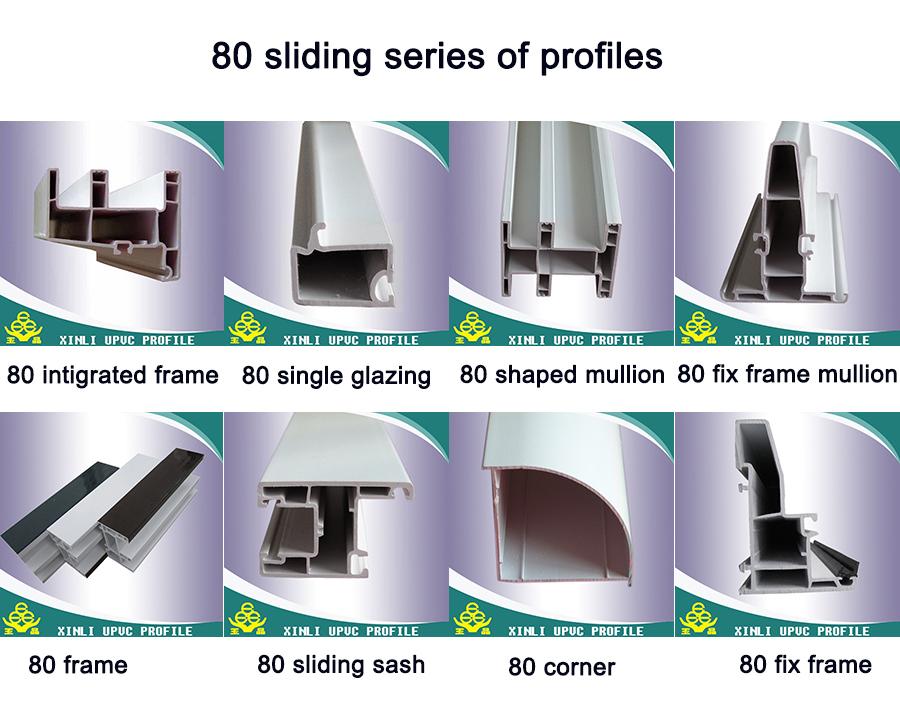 Pvc Window Profiles : Upvc profile for window glazing bead pvc and