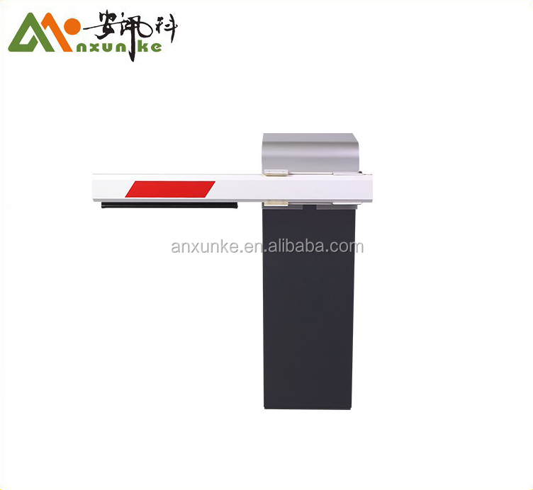 Safety 6s Low Speed Straight Barrier Gate For Car Entrance System