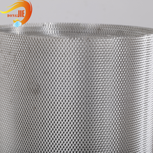 High security expanded metal and metal mesh products with ISO
