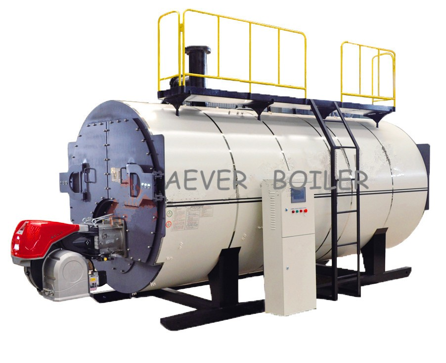 high efficiency horizontal water boiler for hot water from China