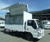 BRAND NEW SEMI WING VAN BODY