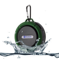 Portable Mini Bluetooth Speaker for mobile phone wireless stereo radio FM outdoor Speaker Bluetooth Waterproof Speaker