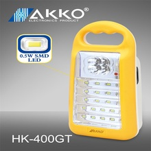 HAKKO portable automatical rechargeable Emergency Light