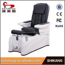 hot sale black spa pedicure chair with armrest