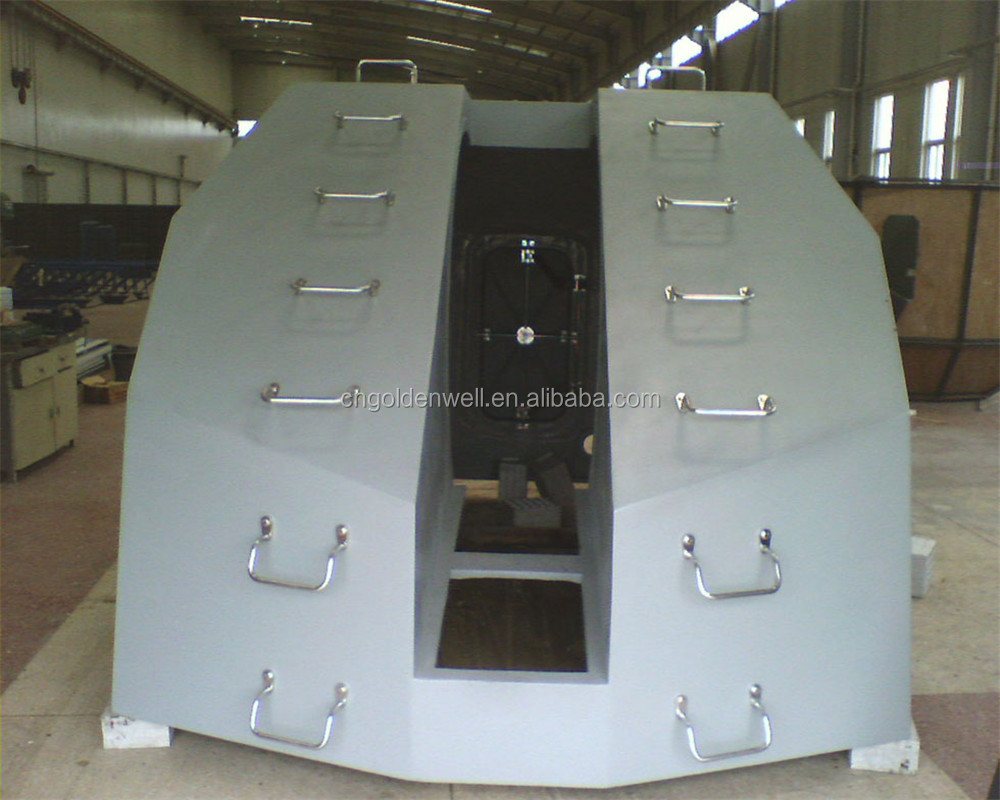 machinery cover fiberglass, high strength, corrosion resistance