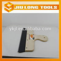 cold rolled plate with teeth wood handle scraper