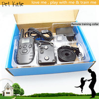 High Quality Pet Articles Waterproof Electric Dog Training Collar