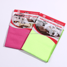 China Manufacturer Wholesale Household Microfiber Kitchen Cleaning Towel