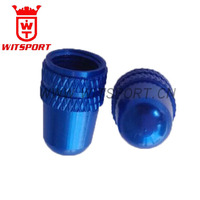 METAL ANTI THEFT BICYCLE/BIKE WHEEL VALVE CAP TYRE DUST PROOF COVER