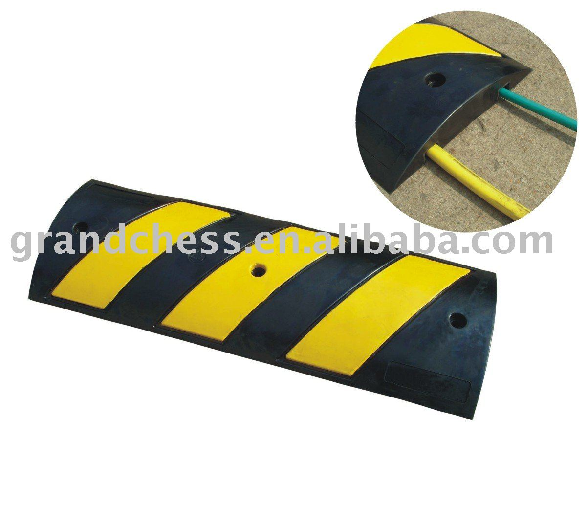 Cable protector (Speed Humps)