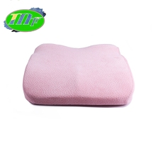 Cheap wholesale office chair memory foam lumbar back support car pillow
