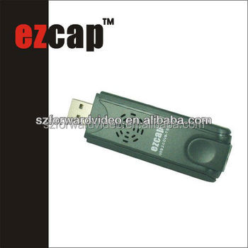 USB DVB-T TV DONGLE Receive DVB-T digital TV on your PC or laptop EzTV668
