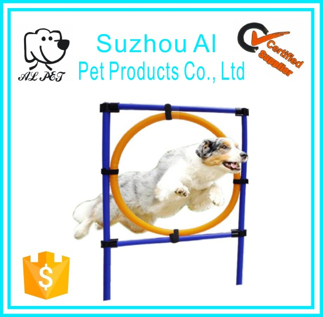 Pet Supply Dog Jumping Ring Training Sensitivity Jumpers Dog Outdoor Sports Training Equipment
