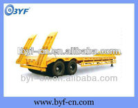 new low bed semi trailer