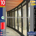 Europe designed top quality Aluminium Bi-folding Doors for house