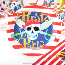 2017 pirate halloween decorations theme party decorations