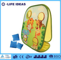 Kids Play Bean Bag Toss Games Tent