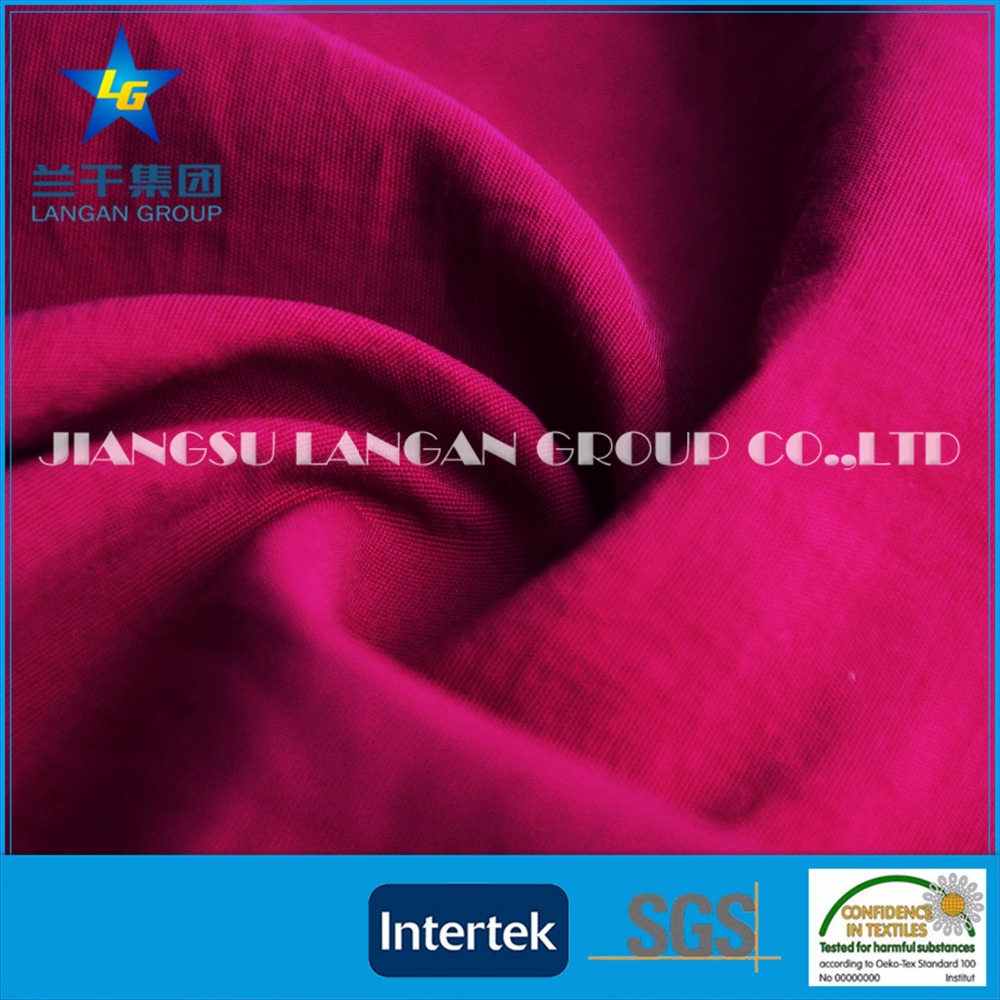 High Quality Cheap easy care fabric
