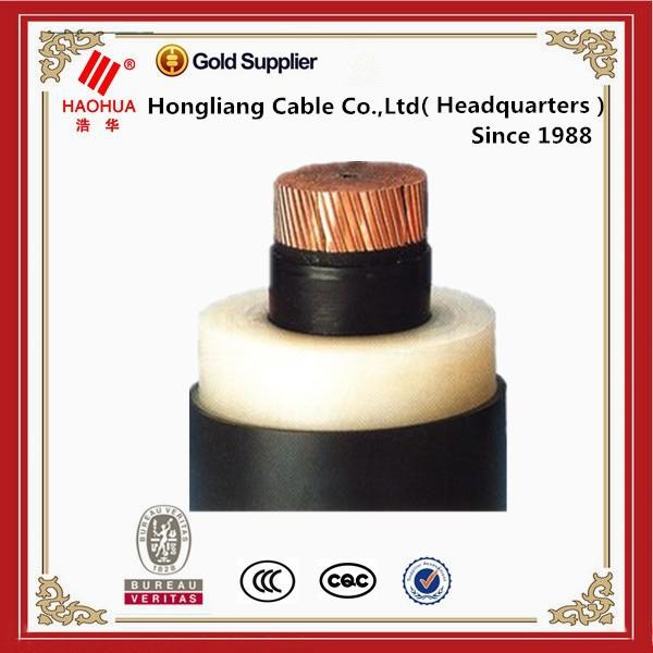 Ёмкость кабелей из сшитого полиэтилена