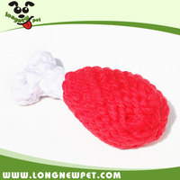 Cheap Dog Toy for Sale Rope Toy Dog Chicken Toy