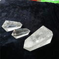 natural  four side rock crystal double end points