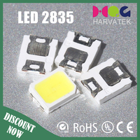 Best quality 5000-6500K 24-26lm 0.2w epistar chip 2835 white smd led