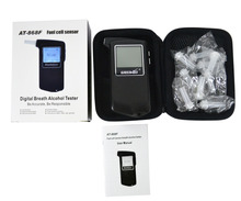 Electrochemistry digital breathalyzer alcohol tester HIGH accuracy fuel cell sensor car <strong>safety</strong>