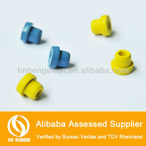 customizable black rubber stopper supplier