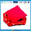 Wholesale High quality cozy craft pet beds red color