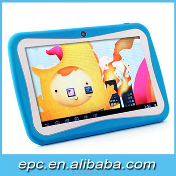 2016 Hot Selling 7 inch Android 5.1 Cheapest Tablet For Kids, Kids Tablet Pc