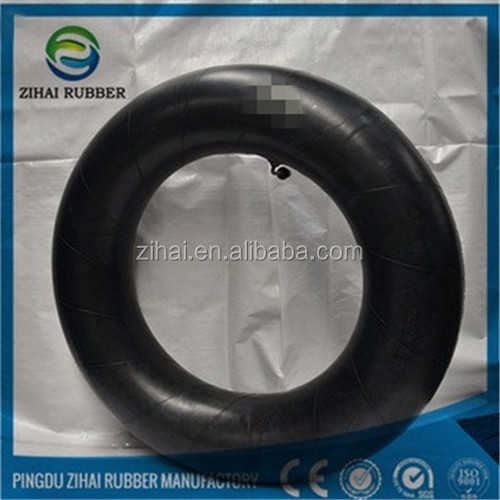 8.25-20 Chinese manufacturer butyl natural rubber tire inner tube